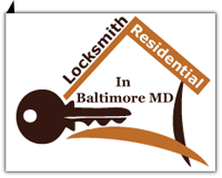 Locksmith Residential In Baltimore  MD logo